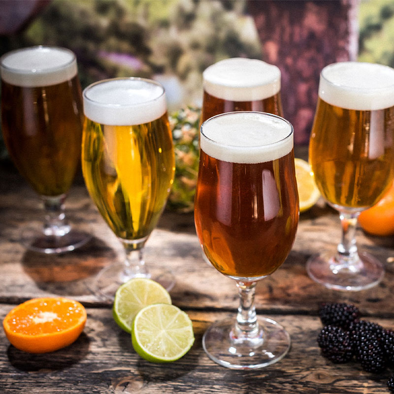 Craft beer and cask ales