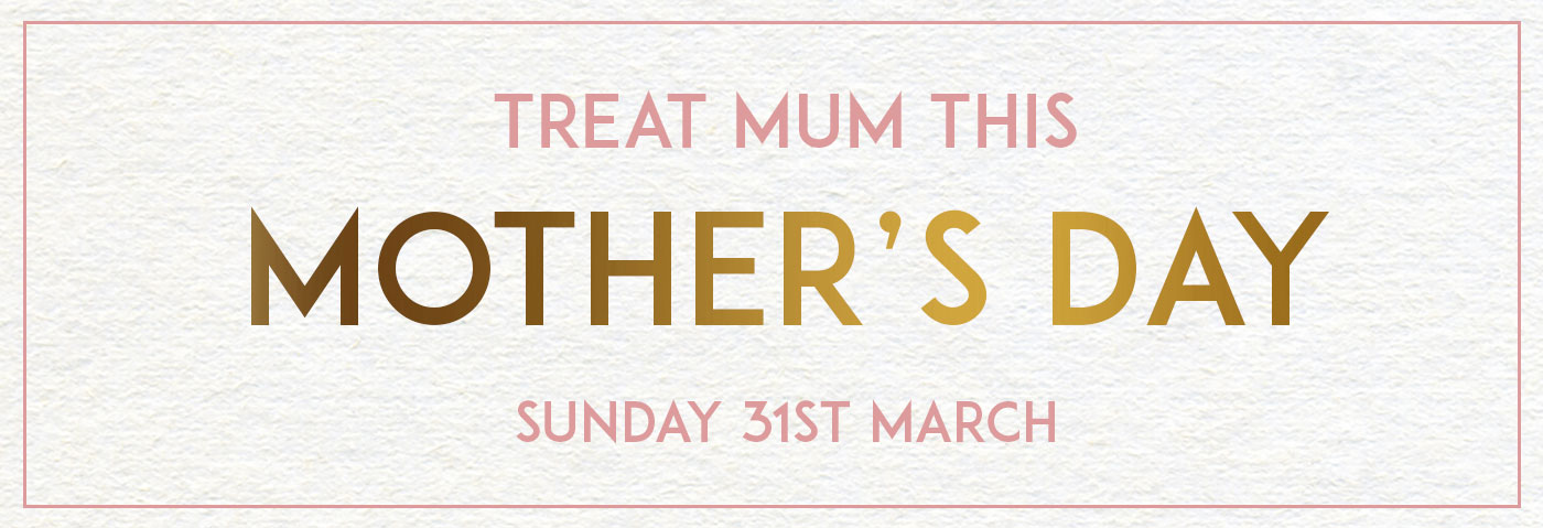 Mother's Day at The Royal Oak